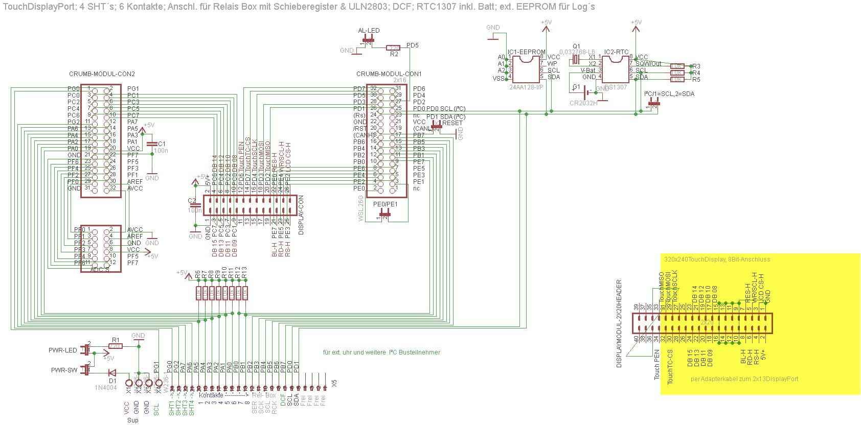 Stromversorgung für 5V und 12V - Mikrocontroller.net