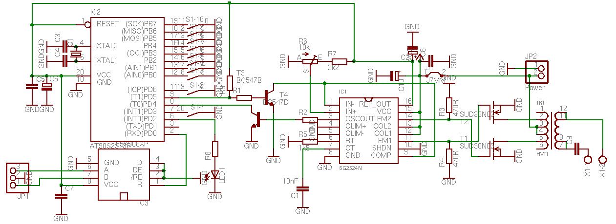 Leuchtstoffröhren dimmen - PWM? - Mikrocontroller.net