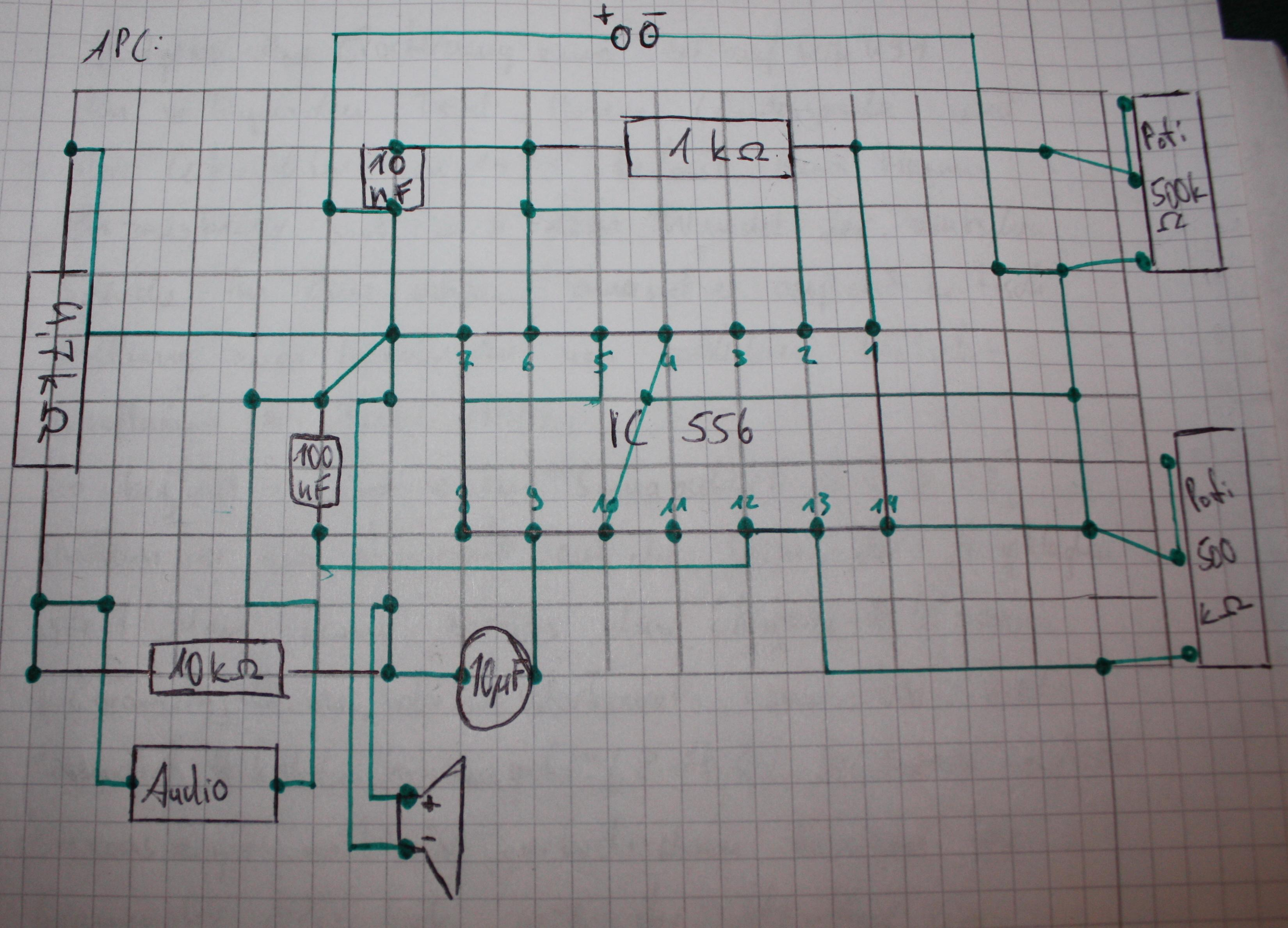 tongenerator funktioniert nicht ic wird hei. Black Bedroom Furniture Sets. Home Design Ideas