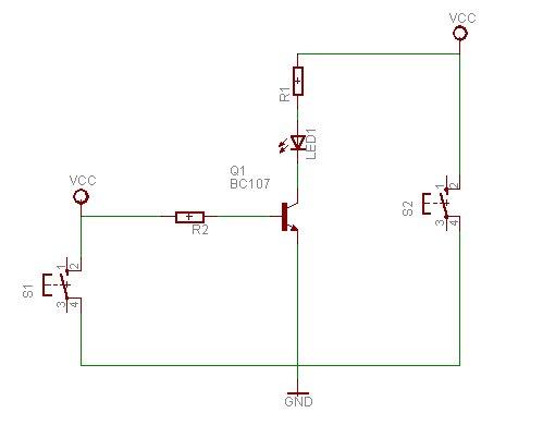 einfache schaltung ... - Mikrocontroller.net