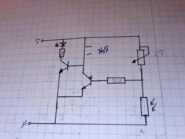 transistor negation dunkelschaltung. Black Bedroom Furniture Sets. Home Design Ideas