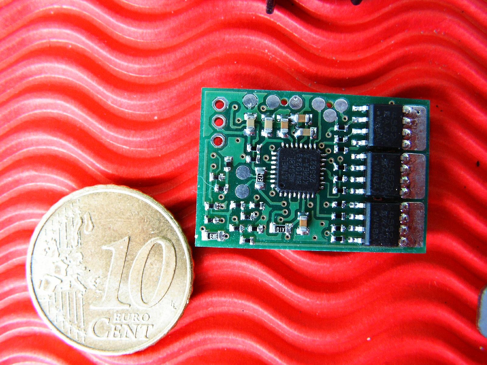 Kupferdrahtdurchmesser bei Spulen - Mikrocontroller.net