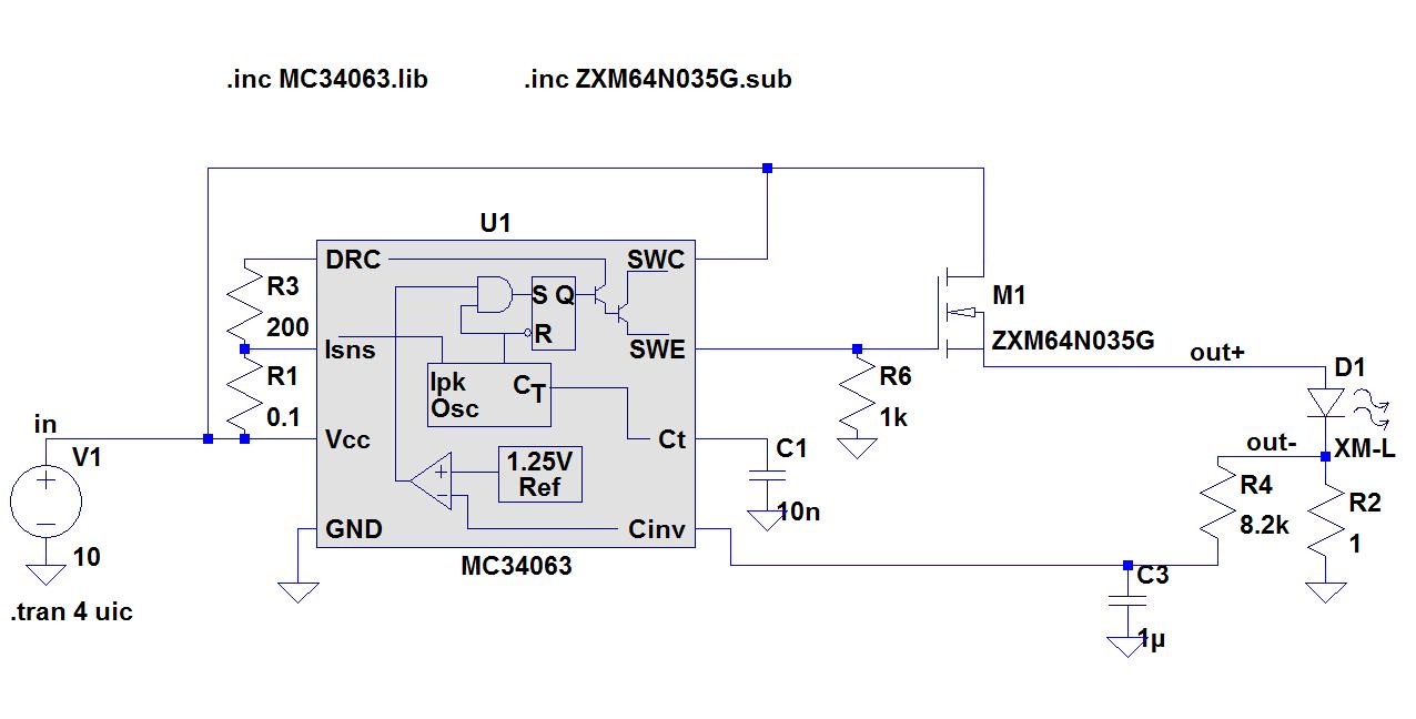 Brauche Hilfe mit LED-Datenblatt von Cree - Mikrocontroller.net