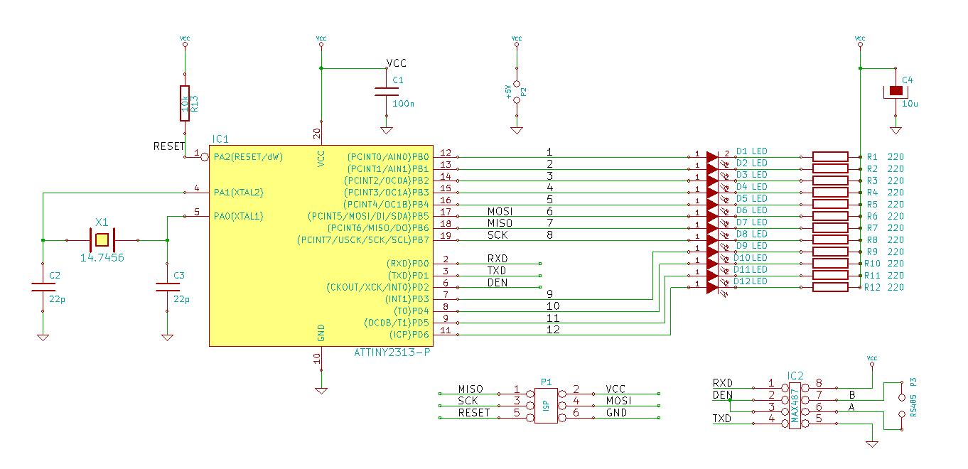Berühmt Rs232 Zu Rj45 Schaltplan Bilder - Die Besten Elektrischen ...
