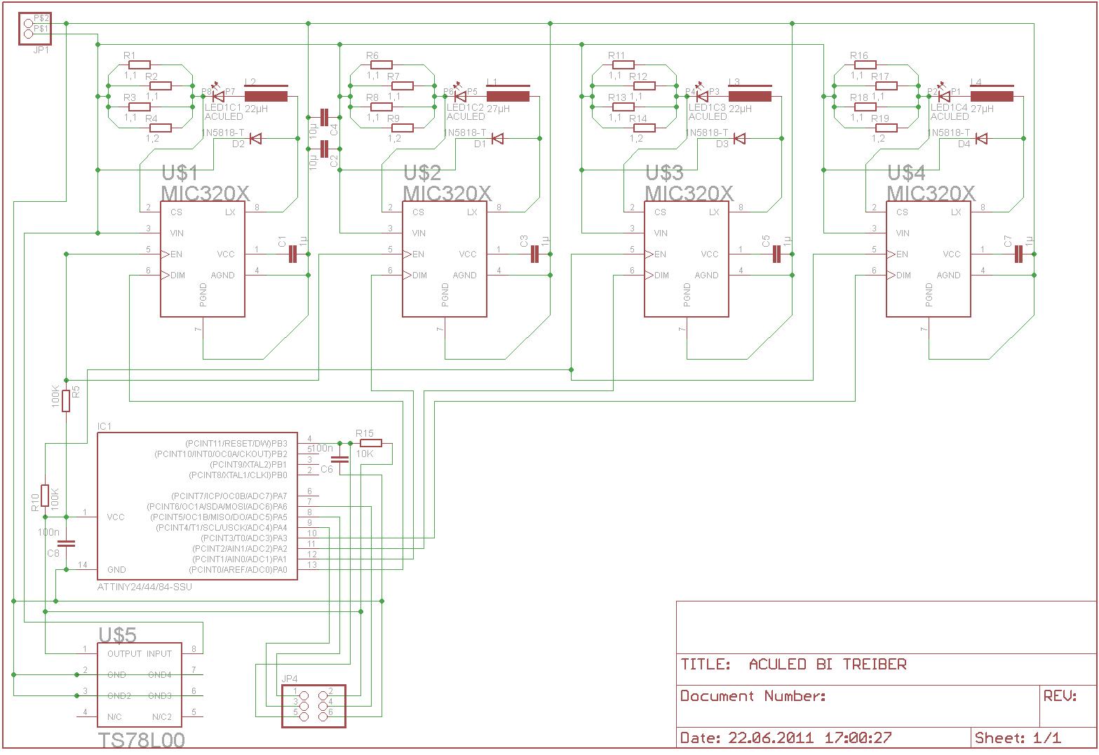Problem mit LED Treiber nach LED-Treiber.de - Mikrocontroller.net