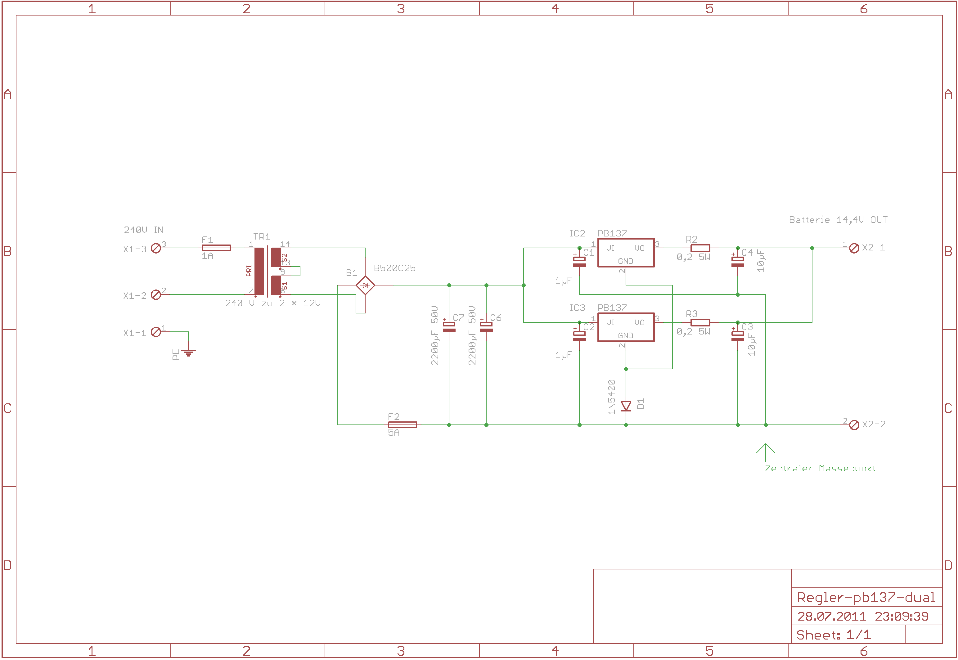 Sla Battery Charger Schematic