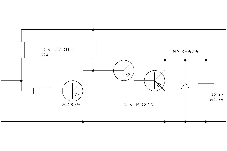 Trabant Zündung Schaltplan gesucht - Mikrocontroller.net