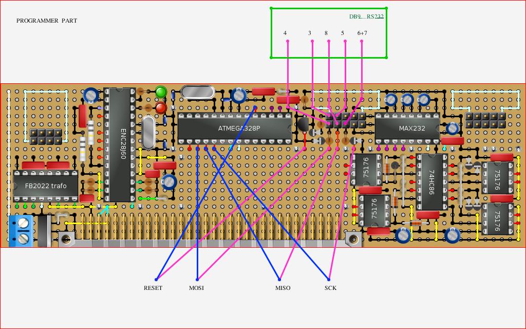 Open Source Lochraster Layout - Mikrocontroller.net