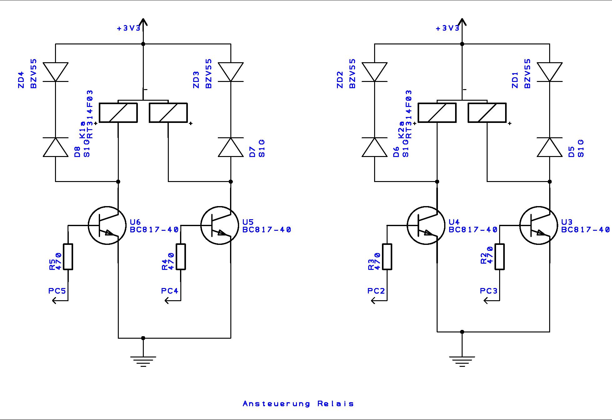 Bitte um Durchsicht eines Schaltplans - Mikrocontroller.net