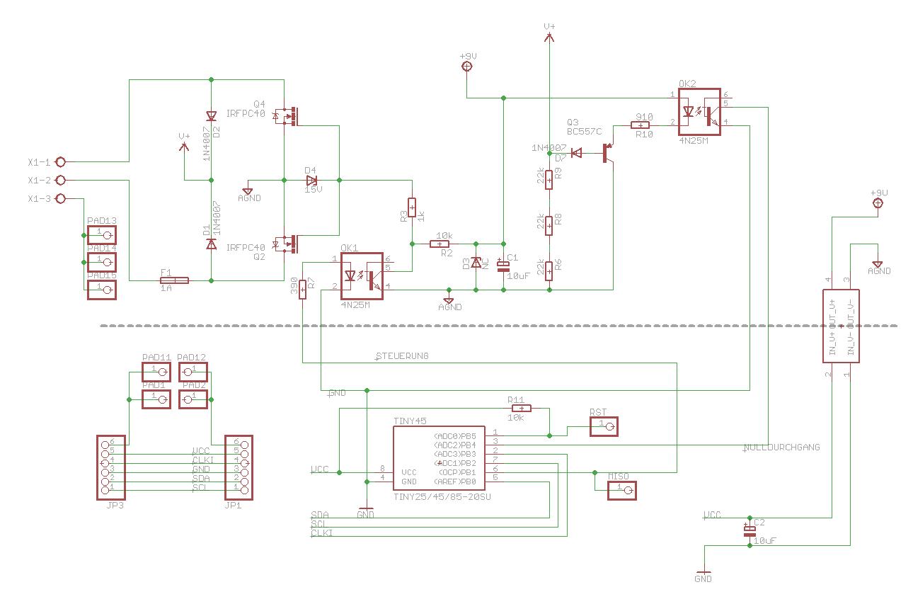 MOSFET wird 150 Grad heiß - Mikrocontroller.net