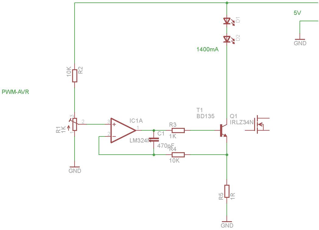 Led Dimmer - MaWins Plan - Mikrocontroller.net