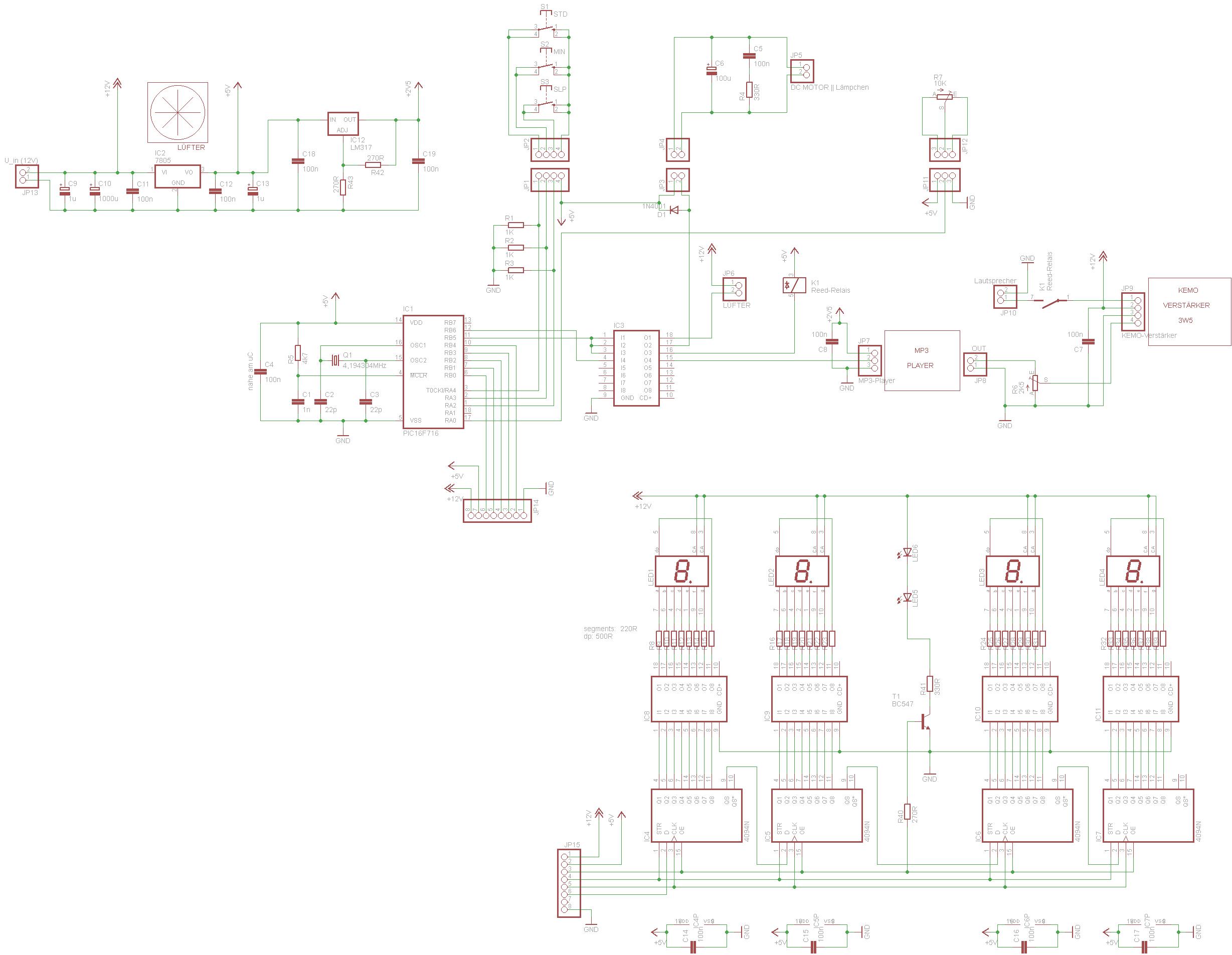 Ziemlich Dreiwege Schaltung Bilder - Schaltplan Serie Circuit ...