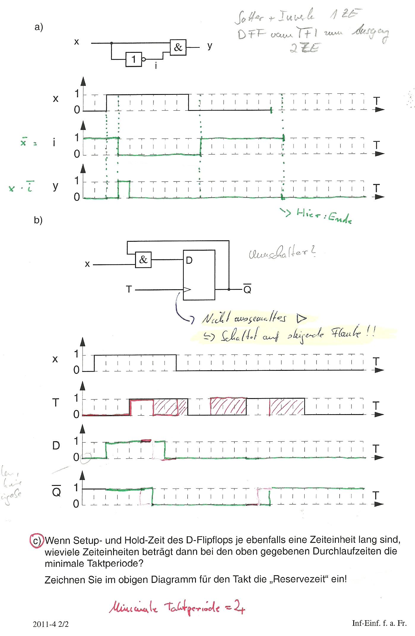 Zeitverhalten von Schaltungen - Mikrocontroller.net