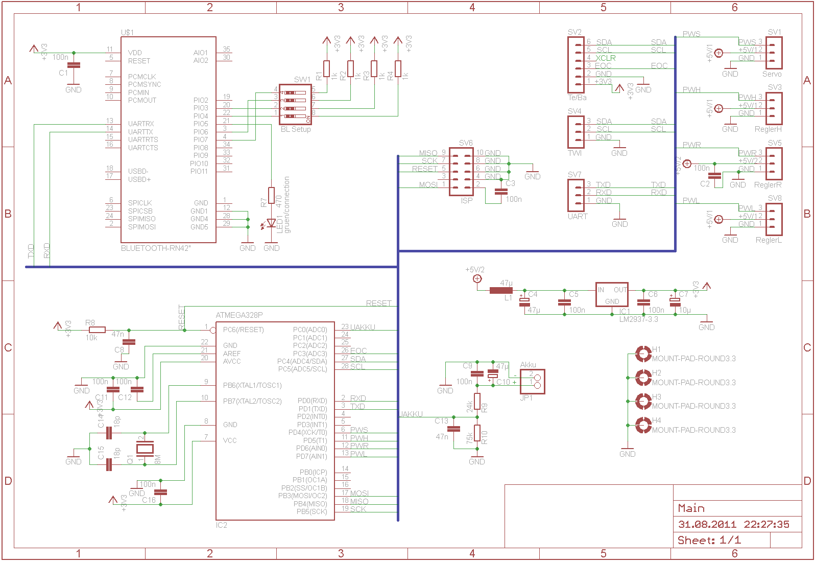 Can I upload an arduino code on Atmega8? - Stack Overflow