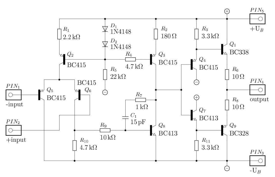 Schaltpläne in Abschlussarbeiten - Mikrocontroller.net