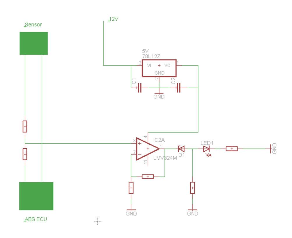 Beste Induktive Sensorschaltung Fotos - Der Schaltplan - triangre.info