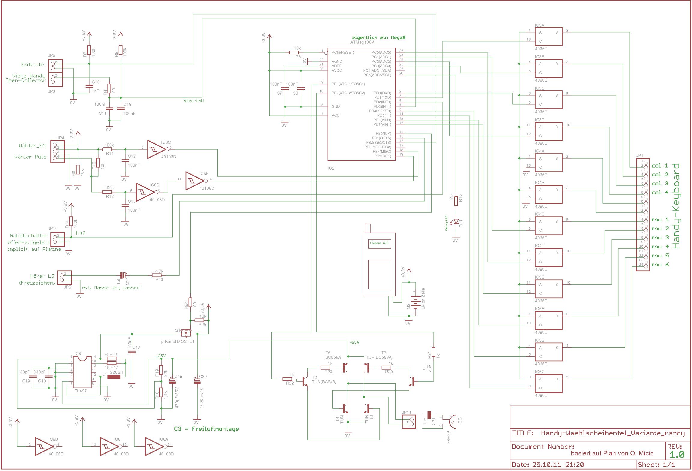 Charmant Handy Schaltplan Ideen - Elektrische Schaltplan-Ideen ...