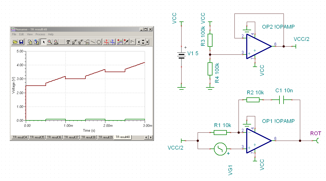 Pi Regler Mit Single Supply Opv Mglich Op Amp Design Preview Image For 2