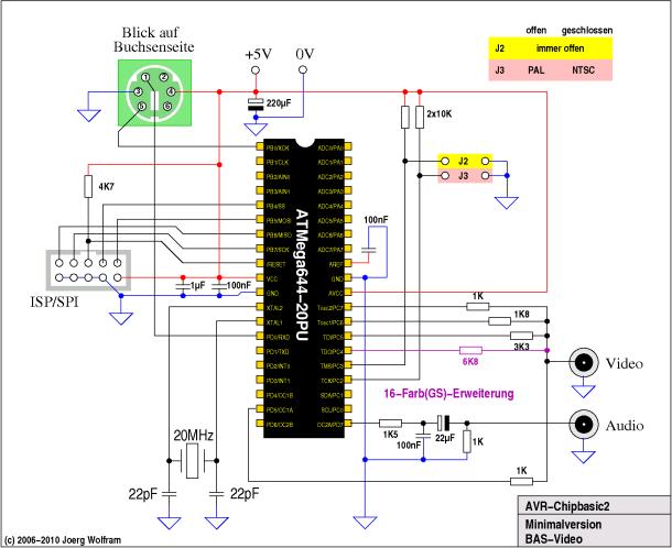 А как компьютер к VGA-монитору подключен.  Какие линии в схеме на VGA-разъем подаются, с 1 по 5 контакты.