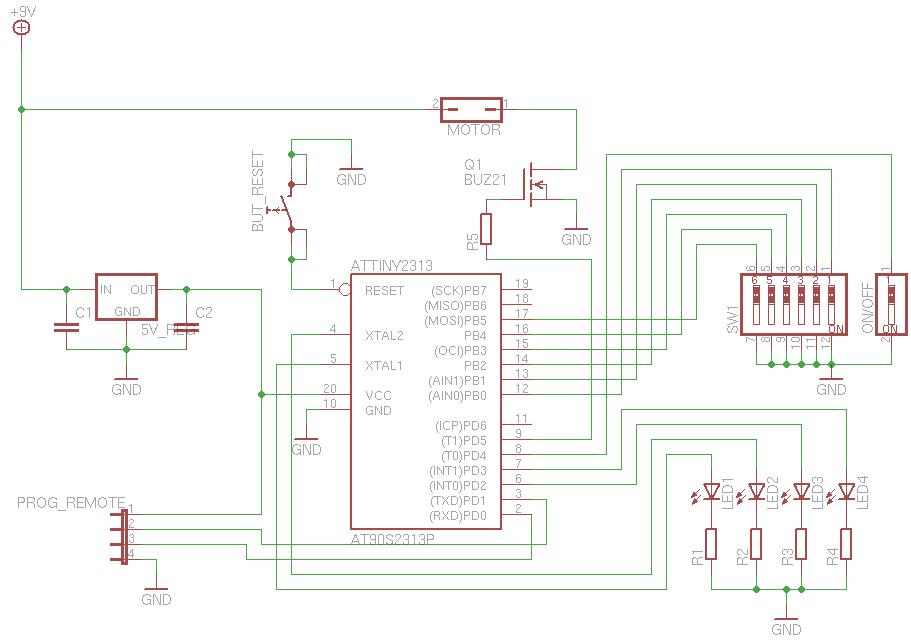 Kondensator bei 12V - Mikrocontroller.net