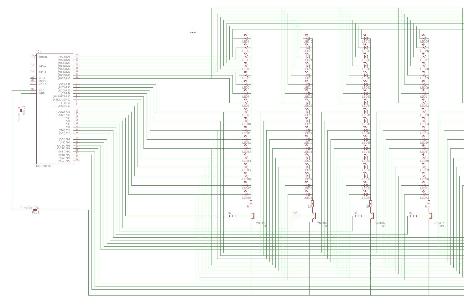 Rgb светодиодный куб 8х8х8 своими руками схема 24