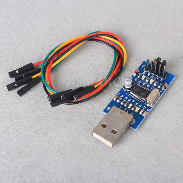 USB to RS232 TTL PL2303 Chip Module Converter Adapter ...