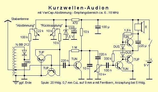 Wunderbar Einfacher Elektronischer Schaltplan Fotos - Elektrische ...