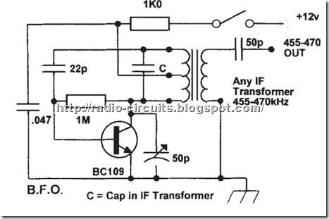 Kw Empfang 3 30 Mhz Mit Einfacher Schaltung