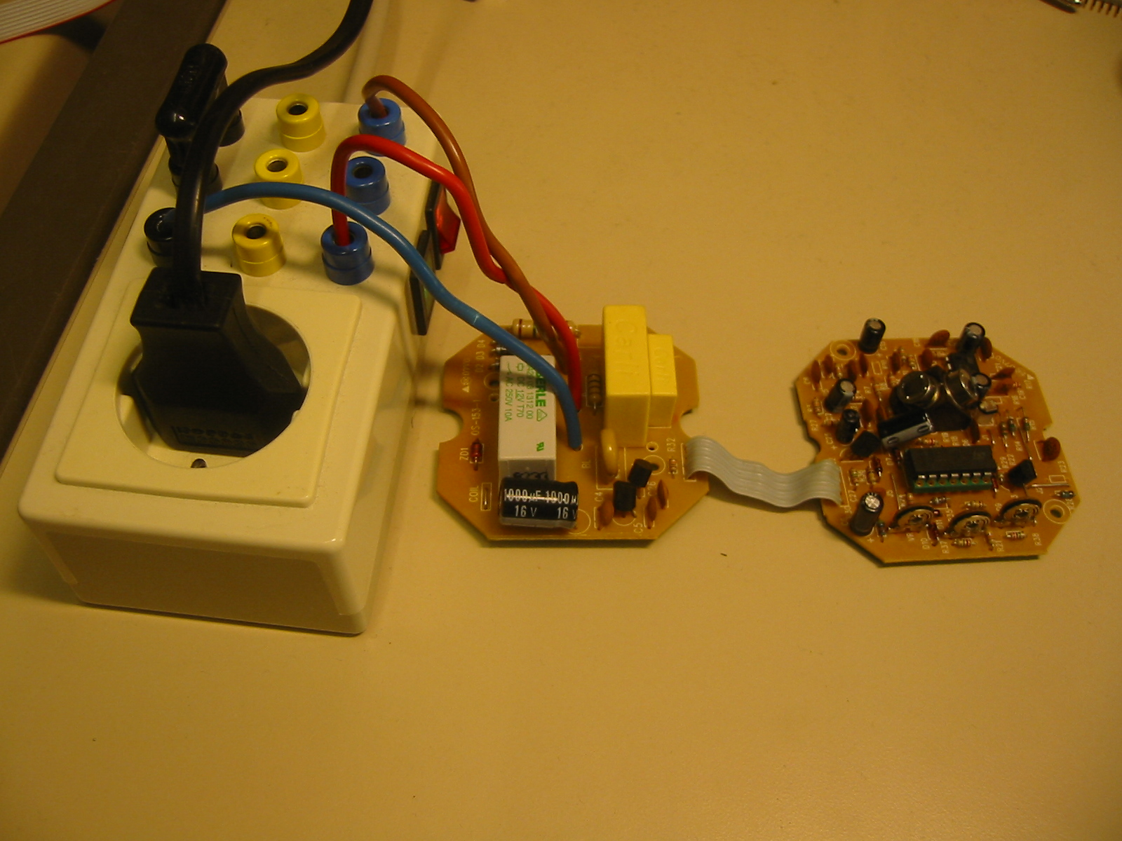 Bewegungsmelder Reparatur Mikrocontrollernet