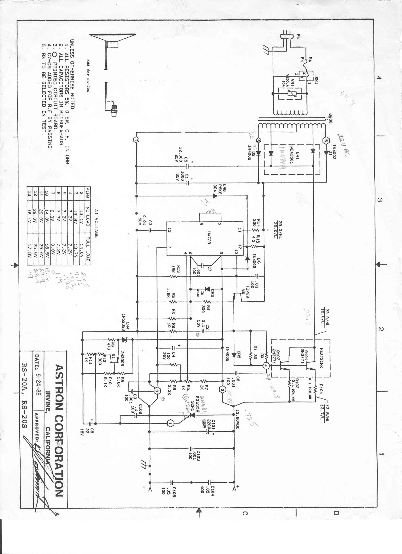 netzteil selbst bauen  12 volt 20a
