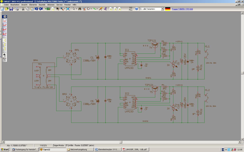 LM723 stirbt - Mikrocontroller.net