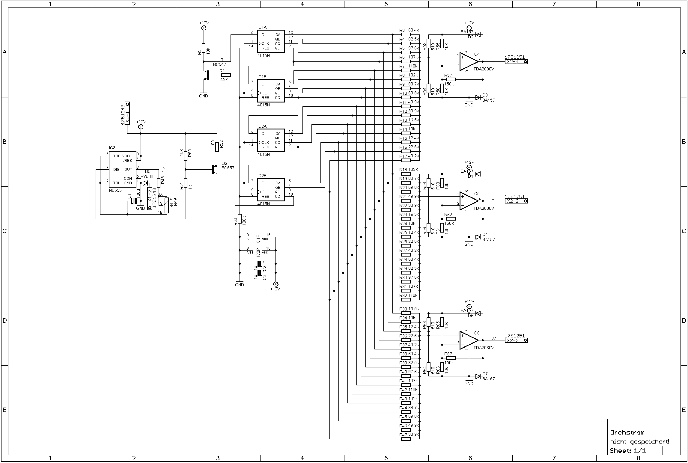 3 Phasen AC aus DC - Mikrocontroller.net
