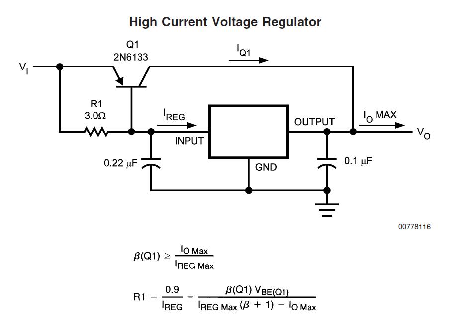 Parallel Schalten Von Spannungsreglern Mikrocontroller Net