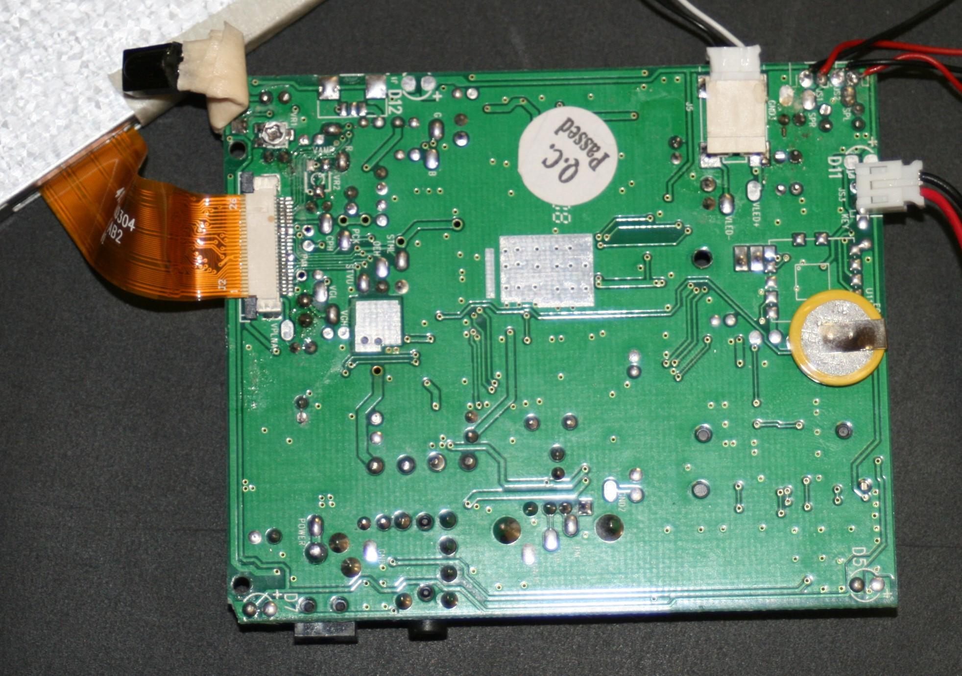 Digitaler Bilderrahmen - Mikrocontroller.net