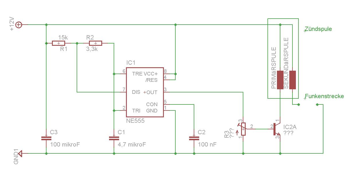 Zündspulentreiber - Mikrocontroller.net