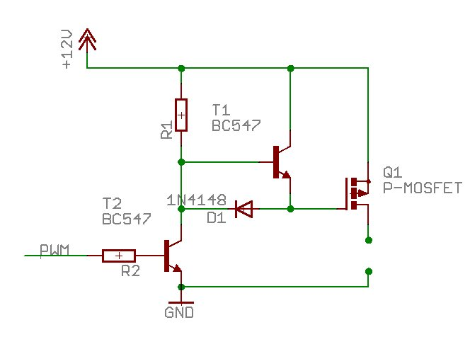 Motorrad Blinker - Mikrocontroller.net