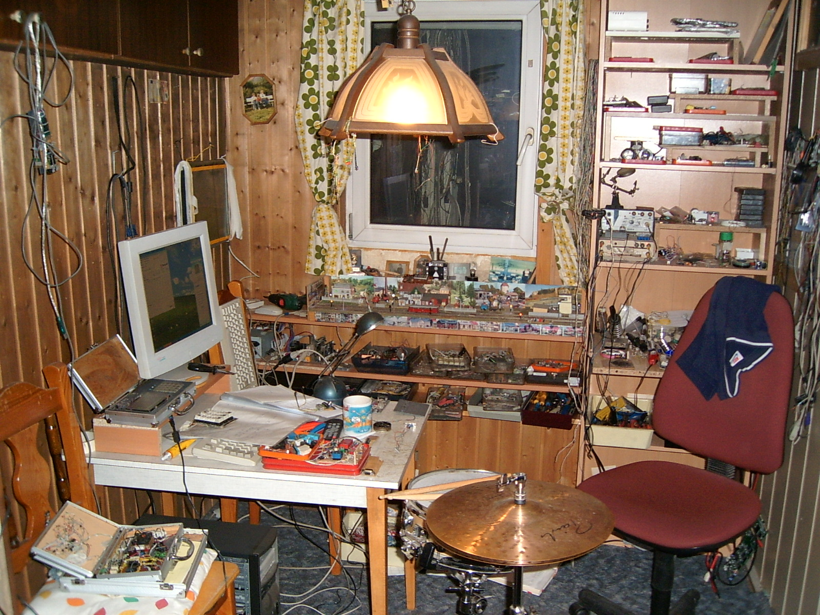 Wohnk Chen elektronik messi mikrocontroller