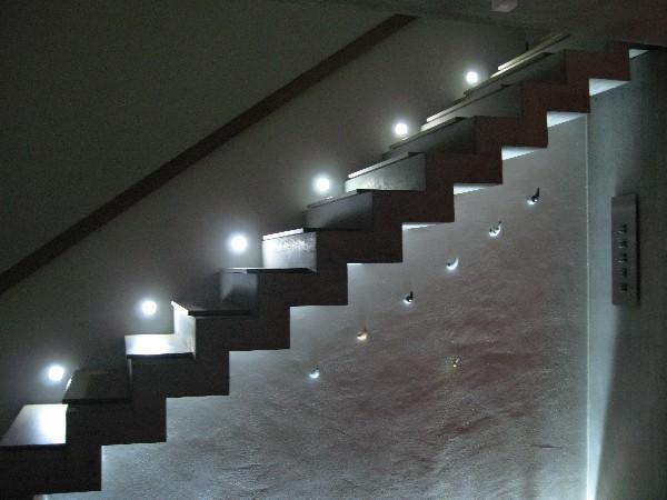 Treppen Led Beleuchtung – Wohn-design