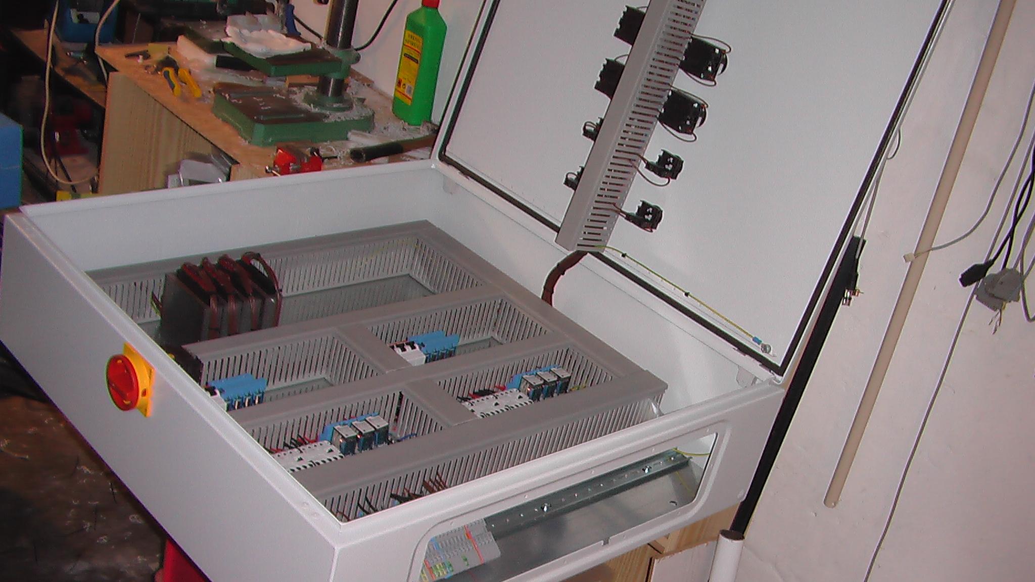 Zuleitung zum Schaltschrank - Mikrocontroller.net