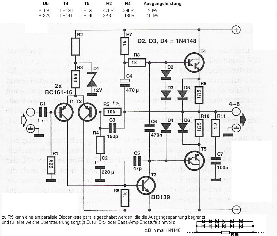 audio verst u00e4rker problem frequenzgangkompensation