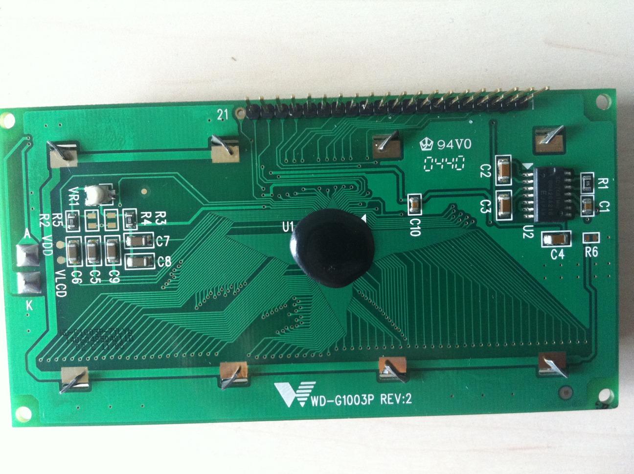 Suche Daten zum LCD-Display Wintek WD-G1003P ... - photo#49