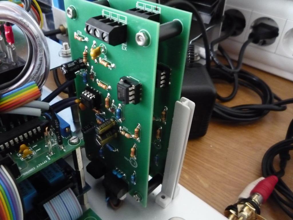Projekt Mein Wohnzimmerverstrker Stk4050 Audio Amplifier With 200w Output Preview Image For Limiter