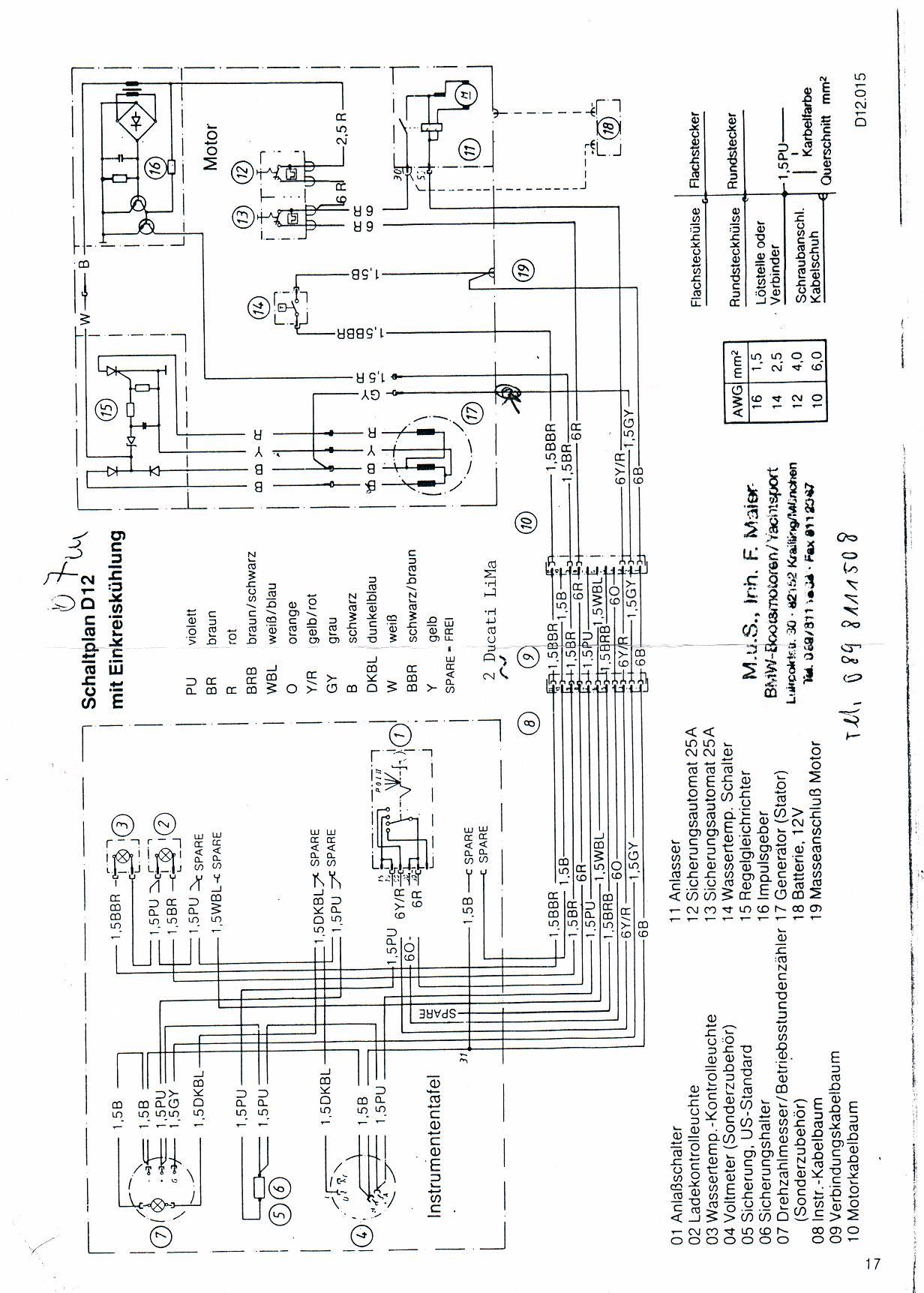 Laderegler für permanenterregte Lima im Boot - Mikrocontroller.net