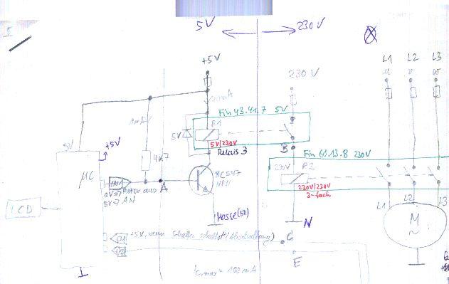 Wunderbar Schaltplan Für Drehstrommotor Galerie - Der Schaltplan ...
