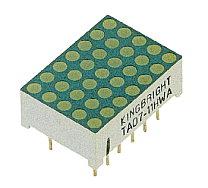 Forum mikrocontroller und digitale elektronik 5x8 dot matrix segment