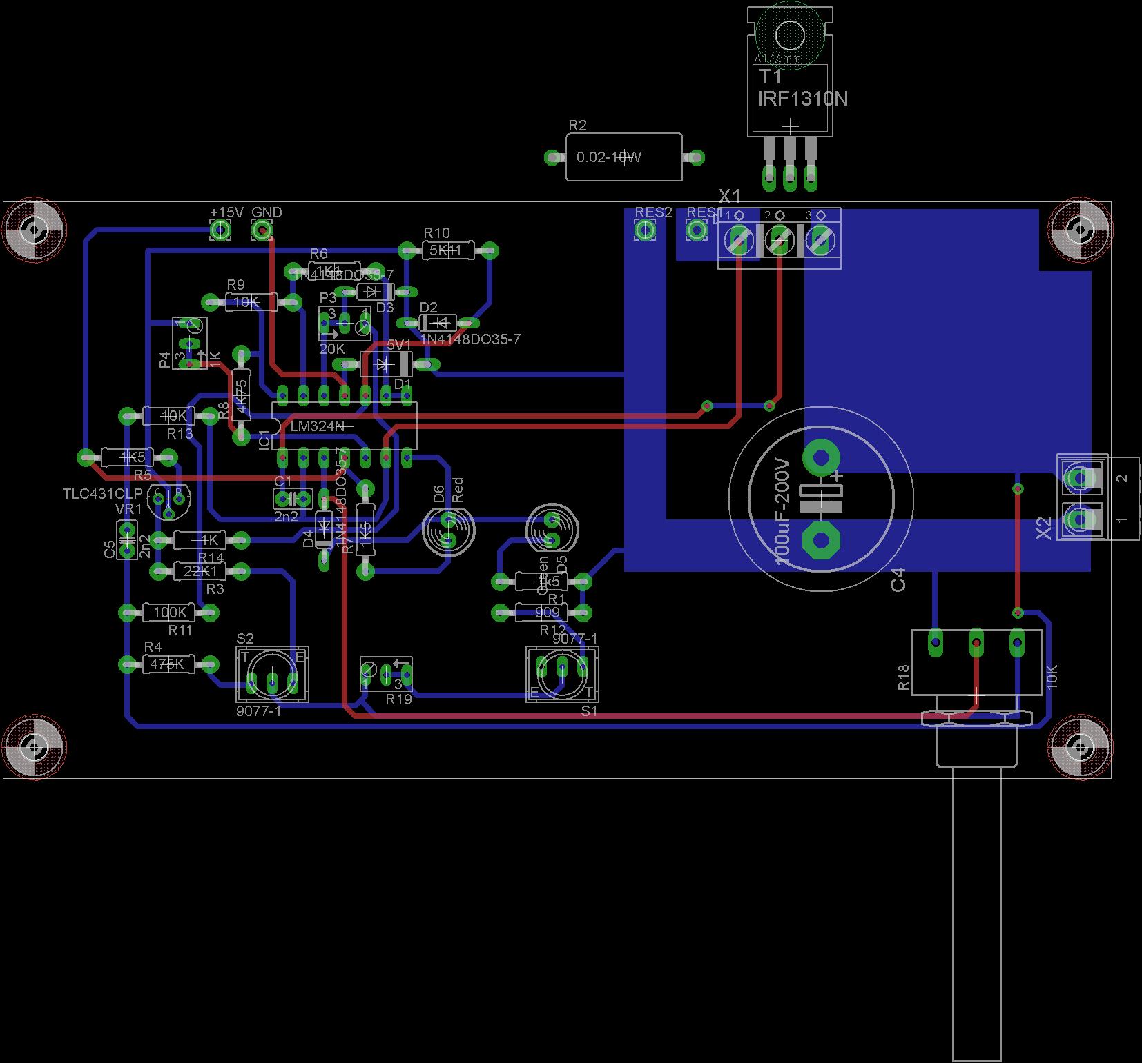 Erfahrung mit Elektor Stromsenke - Mikrocontroller.net