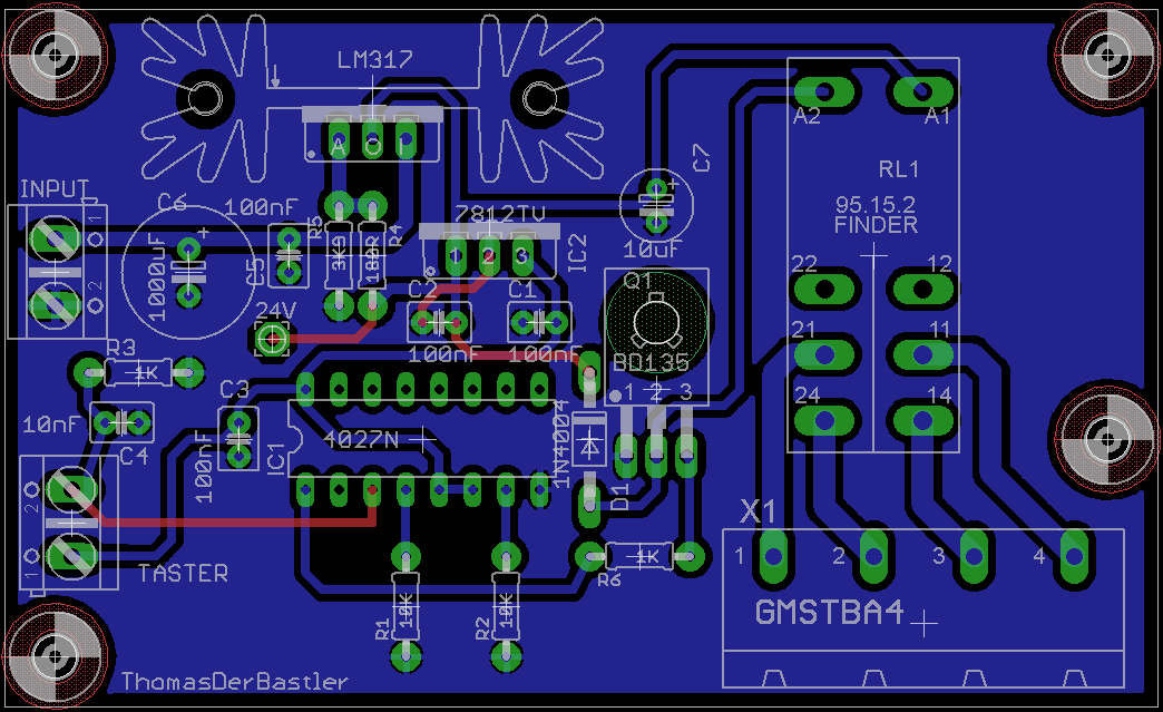 Netzteil mit einem Tastendruck Ein und Ausschalten - Mikrocontroller.net