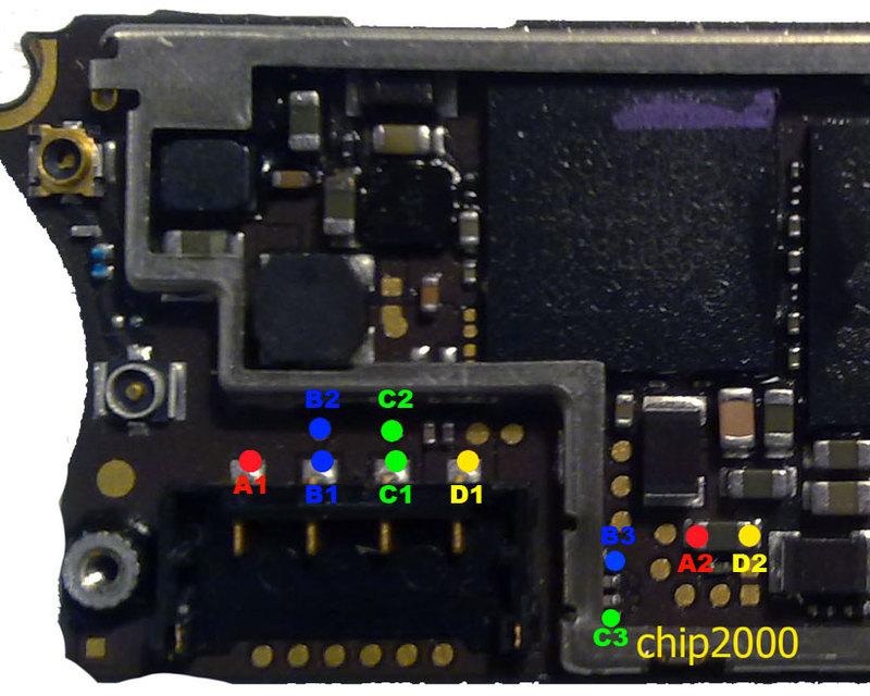 Iphone 4 Akkuanschluss Defekt L 246 Ten Mikrocontroller Net