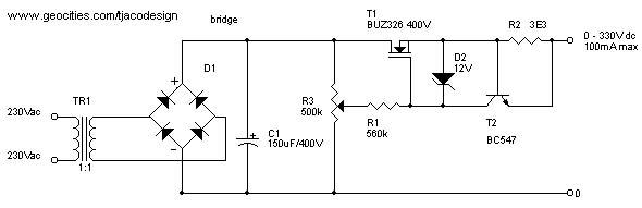 Konzept 600v Hv Netzteil Mikrocontroller Net