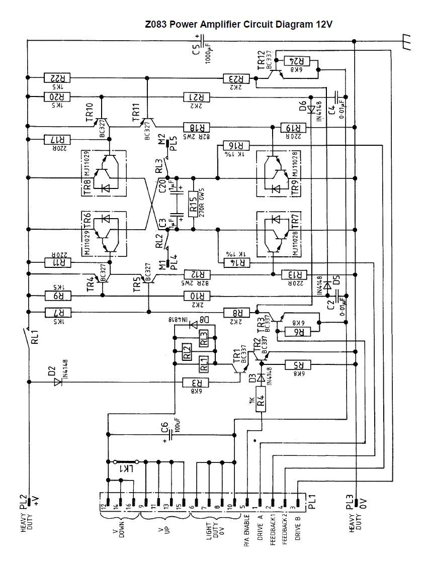 Ersatztsyp Leistungstransistor Mj11028